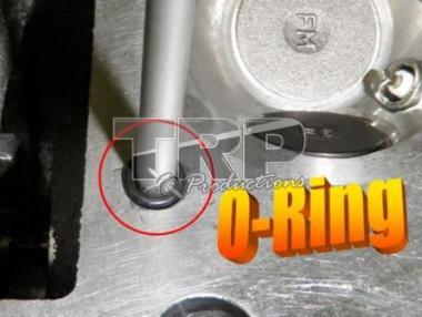 O-Ring zwischen Stehbolzen und Zylinderkopf für Nice Motor