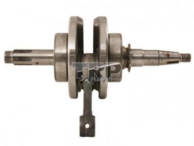 Kurbelwelle 41,4mm 6V (langer Zapfen)