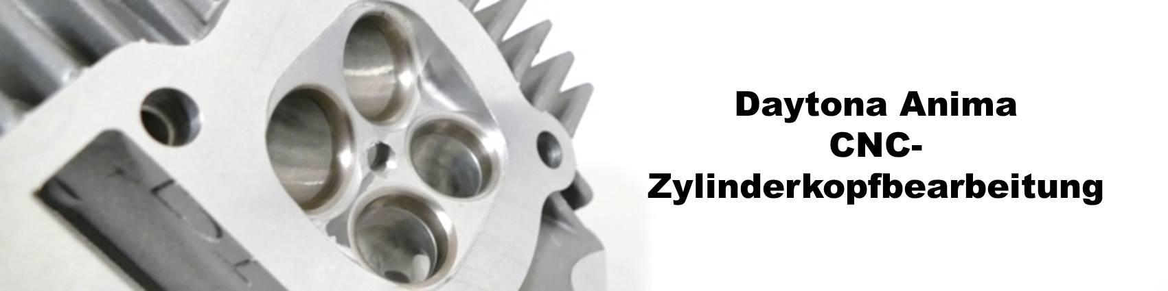 Daytona Anima CNC-Zylinderkopfbearbeitung